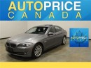Used 2013 BMW 5 Series X-DRIVE TECH PKG NAVIGATION for sale in Mississauga, ON