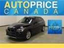 Used 2014 BMW X1 NAVI EXECUTIVE TECH AND PREMIUM PKG for sale in Mississauga, ON