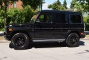 Used 2012 Mercedes-Benz G-Class G550 4Matic Edition Select for sale in Vancouver, BC
