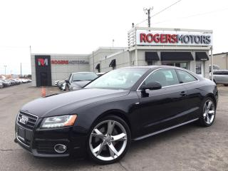 Used 2012 Audi A5 2.0T QTRO S-LINE - LEATHER for sale in Oakville, ON