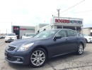 Used 2013 Infiniti G37 XS AWD - NAVI - SPORT AWD for sale in Oakville, ON