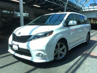 Used 2015 Toyota Sienna SE 8 Passenger for sale in Vancouver, BC