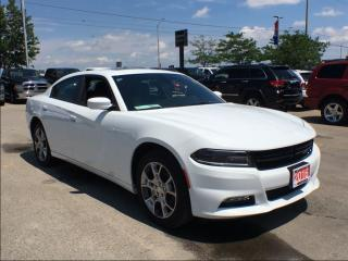 Used 2016 Dodge Charger SXT*AWD*HEATED SEATS for sale in Mississauga, ON