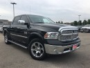 Used 2016 Dodge Ram 1500 LARAMIE CREW CAB**3.0L DIESEL**POWER SUNROOF** for sale in Mississauga, ON