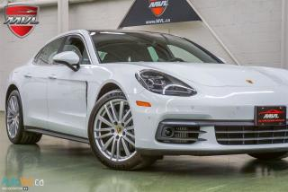 Used 2017 Porsche Panamera 4S -LEASE PENDING- for sale in Oakville, ON