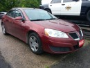 Used 2009 Pontiac G6 for sale in Orillia, ON