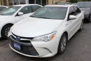 Used 2016 Toyota Camry XLE Hybrid Leather Sunroof Loaded for sale in Brampton, ON