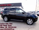 Used 2007 Acura MDX Technology Package Navigation Camera Bluetooth for sale in Milton, ON