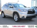 Used 2015 Toyota Highlander Limited All-wheel Drive - Local One Owner Trade In | No Accidents | 2 Way Remote Starter | Heated/Cooled Front Seats | Heated Rear Seats | Multi Zone Climate Control with AC | Heated Steering Wheel | Blind Spot Monitor | Navigation | Back Up Camera | Park for sale in Edmonton, AB