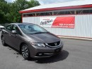 Used 2013 Honda Civic Touring 4dr Sedan for sale in Brantford, ON
