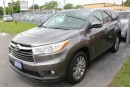 Used 2014 Toyota Highlander XLE for sale in Brampton, ON