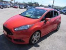 Used 2014 Ford Fiesta ST for sale in Hamilton, ON