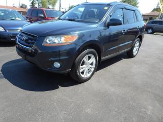 Used 2010 Hyundai Santa Fe GLS for sale in Hamilton, ON
