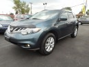 Used 2011 Nissan Murano SV for sale in Hamilton, ON