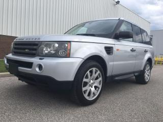 Used 2007 Land Rover Range Rover SPORT HSE for sale in Mississauga, ON