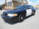 Used 2011 Ford Crown Victoria P71 Police Interceptor 4.6L V8 120,000KMs for sale in Etobicoke, ON