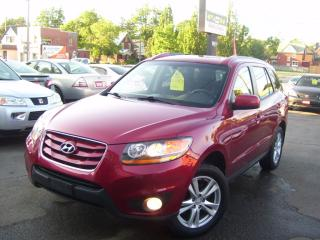 Used 2010 Hyundai Santa Fe GLS w/Sport for sale in Kitchener, ON