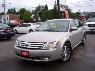 Used 2009 Ford Taurus SEL/ No accident,New tires for sale in Kitchener, ON