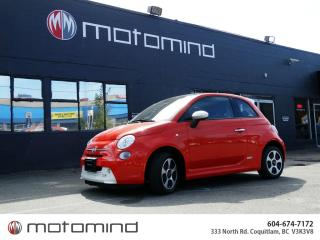 Used 2014 Fiat 500 Battery Electric Hatchback for sale in Coquitlam, BC