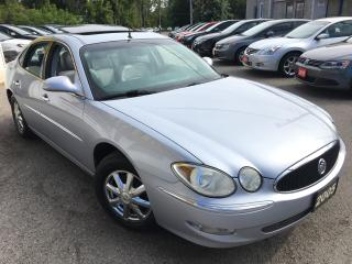 Used 2005 Buick Allure CXL/AUTO/LEATHER/SUNROOF/ALLOYS/DRIVES LIKE NEW for sale in Pickering, ON
