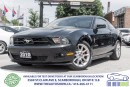 Used 2010 Ford Mustang V6 Leather Sunroof Chrome Wheels for sale in Scarborough, ON