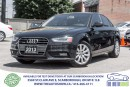 Used 2013 Audi A4 2.0T Showrom Condition! for sale in Caledon, ON