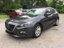 Used 2015 Mazda 3 I TOURING * REAR CAM * NAVIGATION * LOW KM for sale in London, ON