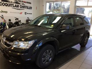 Used 2010 Dodge Journey SE for sale in Coquitlam, BC