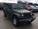 Used 2015 Jeep Wrangler Unlimited for sale in Owen Sound, ON