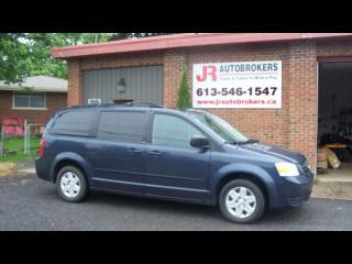Used 2009 Dodge Grand Caravan SE - Stow n' Go - Nice Clean Van! for sale in Elginburg, ON