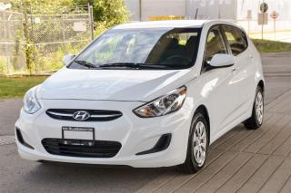 Used 2015 Hyundai Accent GL Coquitlam Location - 604-298-6161 for sale in Langley, BC