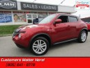 Used 2013 Nissan Juke SV for sale in St Catharines, ON