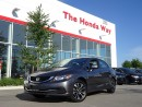 Used 2014 Honda Civic EX Sedan 5-Speed MT for sale in Abbotsford, BC
