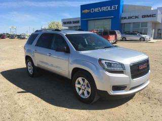 Used 2016 GMC Acadia SLE AWD SLE2 AWD for sale in Shaunavon, SK