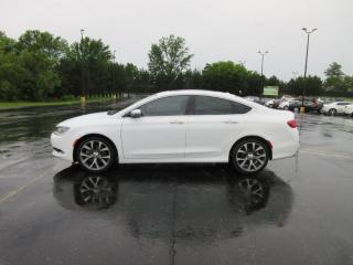 Used 2016 Chrysler 200 C FWD for sale in Cayuga, ON