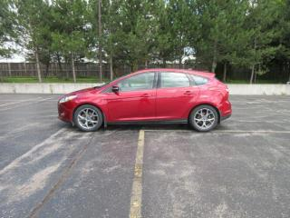 Used 2014 Ford Focus SE Hatchback FWD for sale in Cayuga, ON