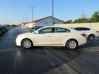 Used 2012 Buick LaCrosse FWD for sale in Cayuga, ON