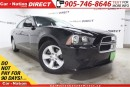 Used 2014 Dodge Charger SE| DUAL CLIMATE CONTROL| PUSH START| for sale in Burlington, ON