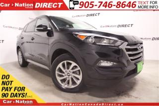 Used 2017 Hyundai Tucson Premium 2.0| BLIND SPOT DETECTION| AWD| for sale in Burlington, ON