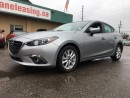 Used 2014 Mazda MAZDA3 $124.96! $0 DOWN! NAVIGATION & BACKUP CAMERA! LIKE NEW! for sale in Bolton, ON