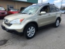 Used 2008 Honda CR-V $235.76 BI WEEKLY! $0 DOWN! DEALER OF THE YEAR 2015-2016! for sale in Bolton, ON