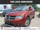 Used 2013 Dodge Journey SXT for sale in Barrie, ON