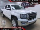 New 2017 GMC Sierra 1500 4WD, Heated 40/20/40 split bench seat, Android/Apple Carplay for sale in Lethbridge, AB