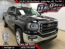 New 2017 GMC Sierra 1500 SLE-Heated Seats, Android/Apple Carplay, Onstar 4G LTE for sale in Lethbridge, AB