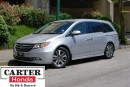 Used 2015 Honda Odyssey Touring + NAVI + DVD + ACCIDENT FREE + CERTIFIED! for sale in Vancouver, BC