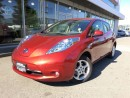 Used 2012 Nissan Leaf SL,Nav for sale in Surrey, BC