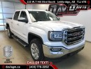 New 2017 GMC Sierra 1500 SLT-6.2L V8, Heated/Cooled Leather, Android/Apple Carplay, Navigation for sale in Lethbridge, AB