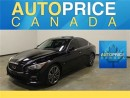 Used 2014 Infiniti Q50 SPORT PKG NAVI AWD MOONROOF for sale in Mississauga, ON