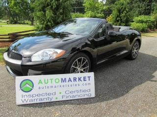 Used 2012 Mitsubishi Eclipse GS Sport Spyder for sale in Surrey, BC