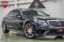 Used 2014 Mercedes-Benz S63 AMG 4MATIC -SALE PENDING- for sale in Oakville, ON